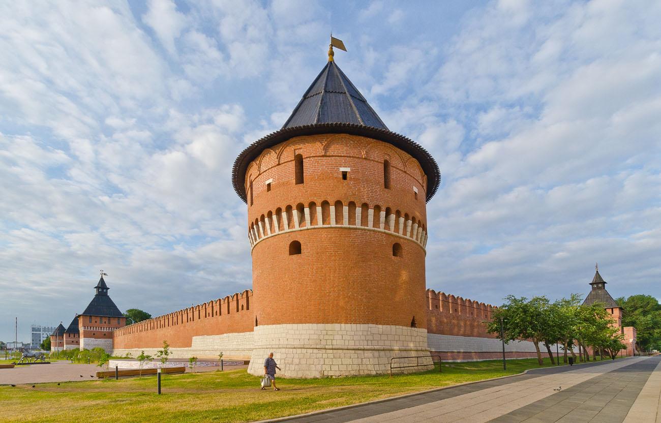 Тульский кремль станет муравейником – Победа РФ
