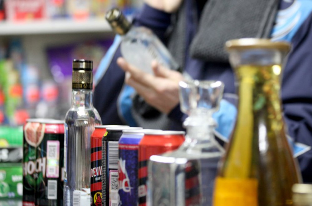 Продажа табачных изделий и алкоголя в россии куплю сигареты оптом в пятигорске